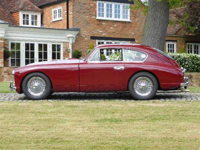 1955 Aston Martin DB2/4 Coupe