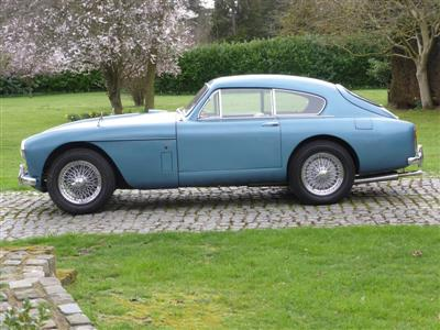 1958 Aston Martin Mark III Coupe
