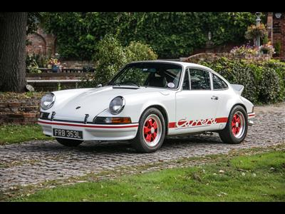 1986 Porsche 3.2 Carrera 2.7 RS Evocation