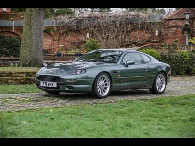 1997 Aston Martin DB7 i6 Coupe