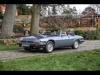 1990 Jaguar XJS 5.3 Convertible