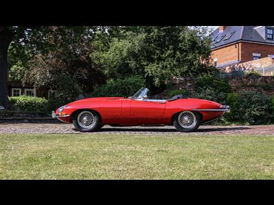 1964 Jaguar E Type 3.8 Series I