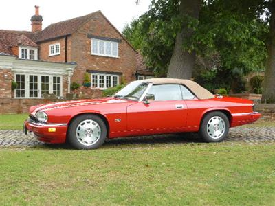 1995 Jaguar XJS 4.0 litre Celebration Limited Edition