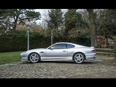 1999 Aston Martin DB7 Dunhill Limited edition