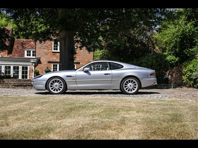 1998 Aston Martin DB7 i6 Coupe